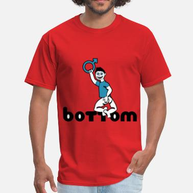 Bottom Boi bottom - Men's T-Shirt
