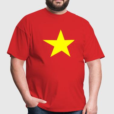 Soviet - Communist Ster - Men's T-Shirt