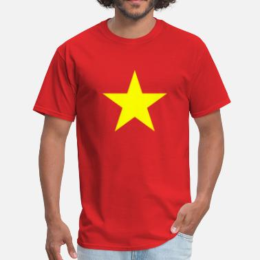 Sters Soviet - Communist Ster - Men's T-Shirt