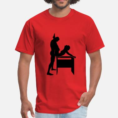 Sex Loading sex - Men's T-Shirt