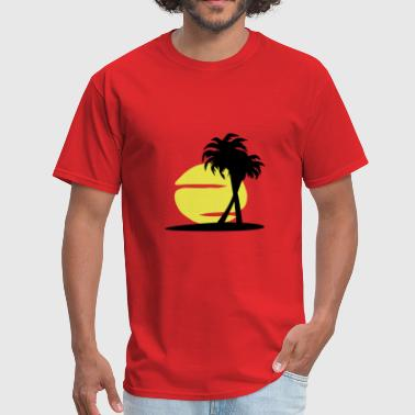 Island Dream, Summer - Men's T-Shirt