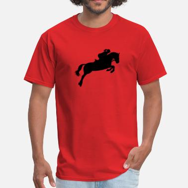 Show Jumping Show jumping - Men's T-Shirt