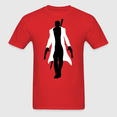 Dante Silhouette - Men's T-Shirt