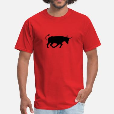 Bullfighting bull - Men's T-Shirt