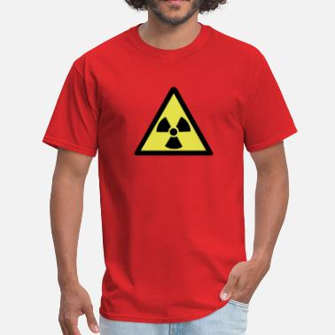 Radioactive Radioactive - Men's T-Shirt