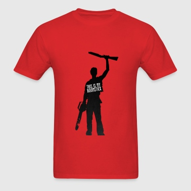 This is my boomstick - Men's T-Shirt