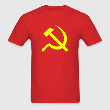 Hammer and sickle - Men's T-Shirt
