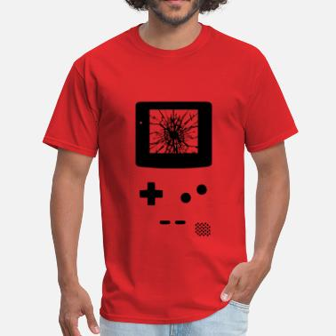 Broken Game boy - Men's T-Shirt