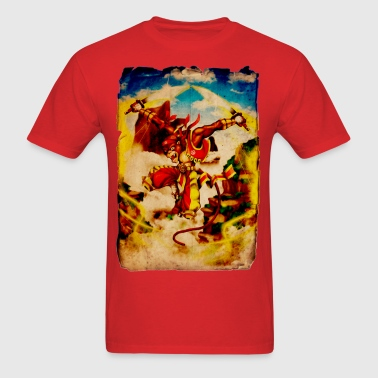 Monkey King - Men's T-Shirt