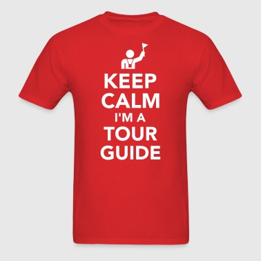 Tour guide - Men's T-Shirt