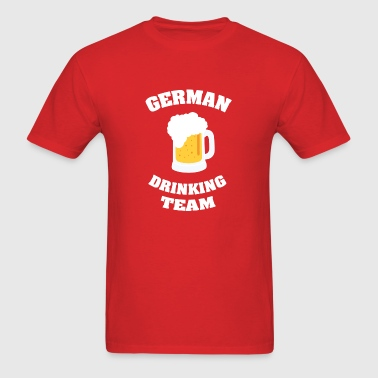 German Drinking Team - Men's T-Shirt