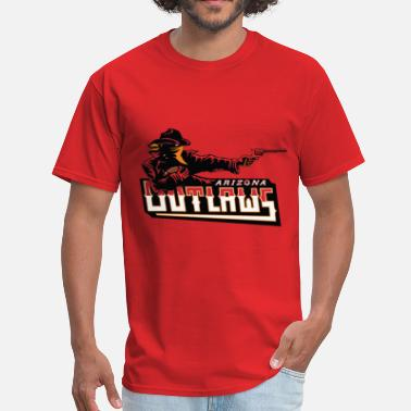 Outlaw Arizona Outlaws - Men's T-Shirt