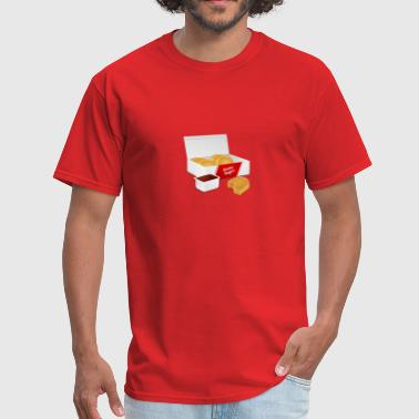 Chicken Nuggets - Men's T-Shirt