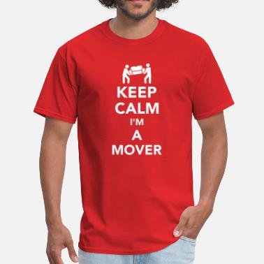 Movers Mover - Men's T-Shirt
