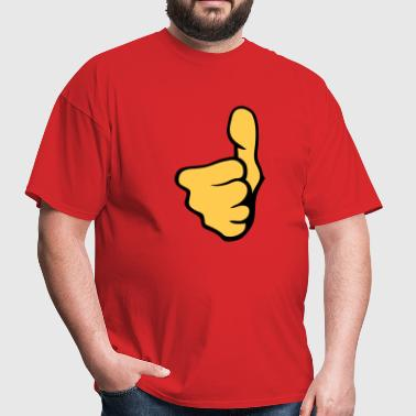 Thumbs Up - Men's T-Shirt