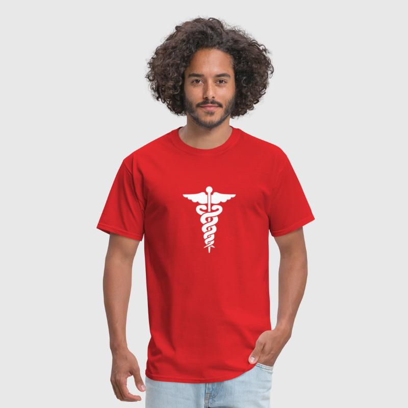 Medical Symbol VECTOR - Men's T-Shirt