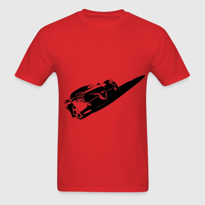 Alfa Romeo 8C - Men's T-Shirt