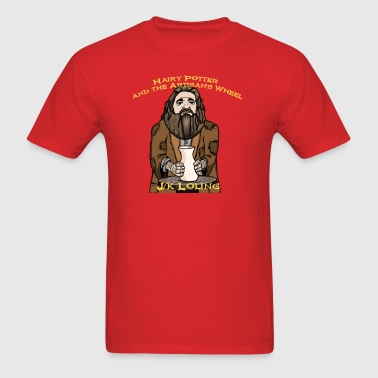 Hairy Potter T-Shirts - Men's T-Shirt