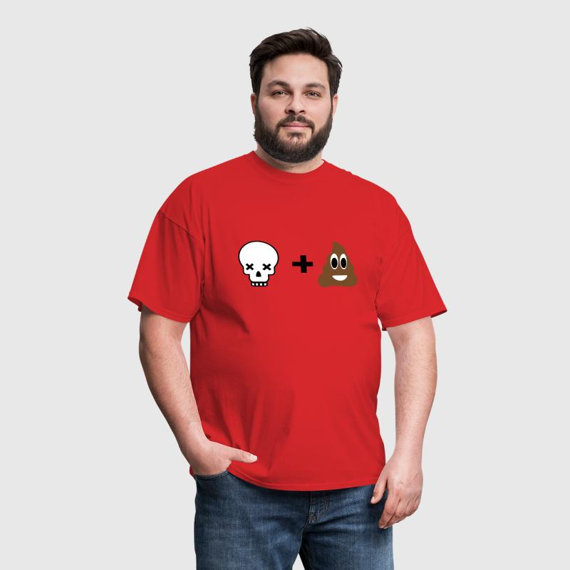 Dead Poo - Men's T-Shirt