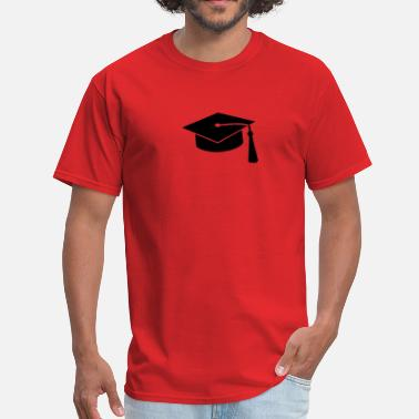 Board graduation hat v2 - Men's T-Shirt