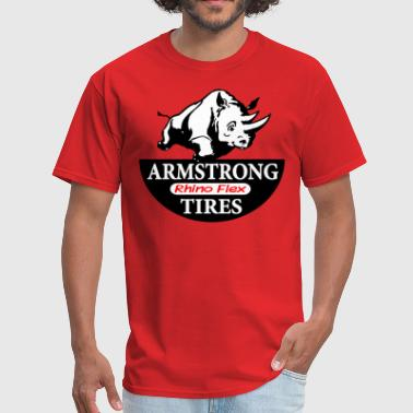 Armstrong Tires - Men's T-Shirt