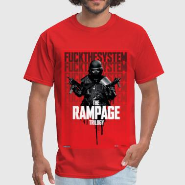 Trilogy Rampage Trilogy - Special Limited Edition Red Tee - Men's T-Shirt