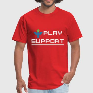 Vital Gaming I Play Support - Men's T-Shirt