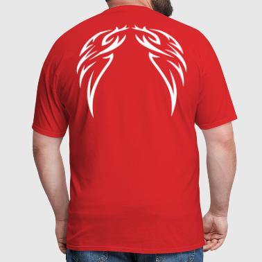 tattoo wings - Men's T-Shirt