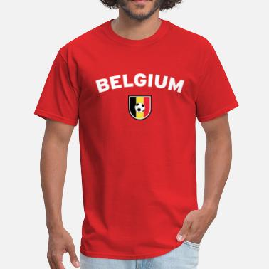 Belgium Football - Men's T-Shirt