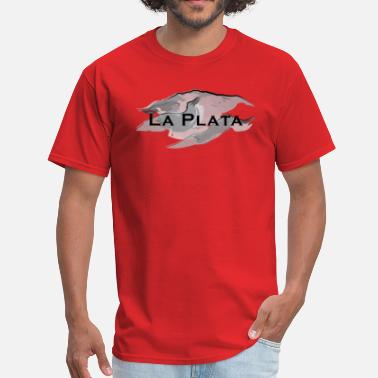 Colorado 14ers La Plata Peak Mens Long Sleeve - Men's T-Shirt