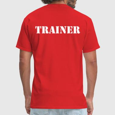 trainer - Men's T-Shirt