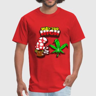 Step One's Way Too High EP Shirt - Men's T-Shirt