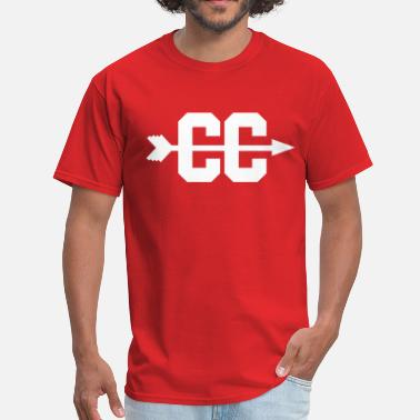 Cc Cross Country Cross Country - Men's T-Shirt