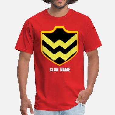 Clans Clash With Your Clan-02 - Men's T-Shirt