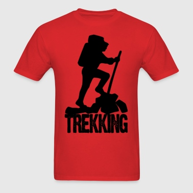 trekking - Men's T-Shirt
