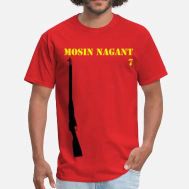 Mosin Nagant Mosin Nagant Rifle - Men's T-Shirt