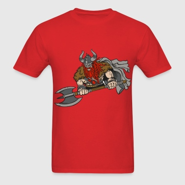 Viking Warrior - Men's T-Shirt