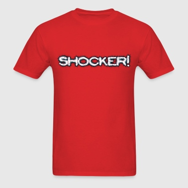 shocker - Men's T-Shirt