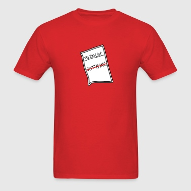 list - Men's T-Shirt