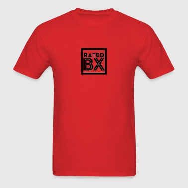 Rated Bx - Men's T-Shirt