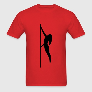 Pole dance - Men's T-Shirt