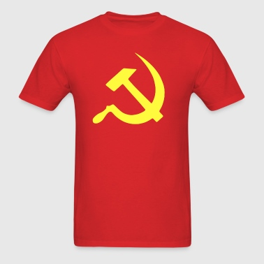 Soviet Russia - Men's T-Shirt