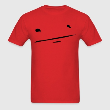 Poker Face - Men's T-Shirt