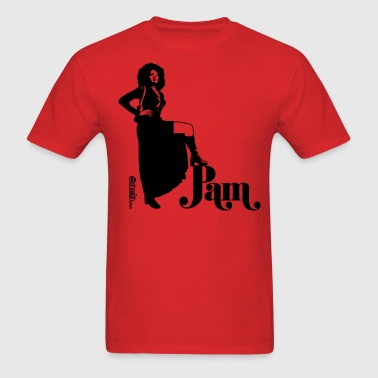 Pam Grier - Men's T-Shirt