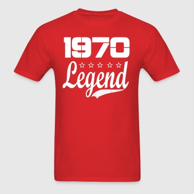 70 legend - Men's T-Shirt