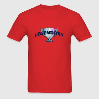 Clash Royale Legendary - Men's T-Shirt