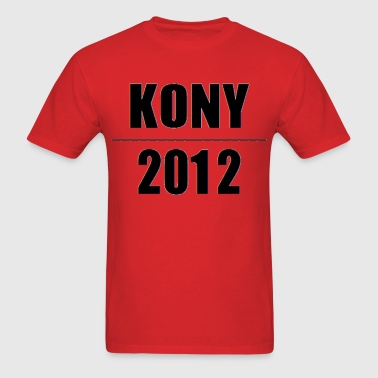 Stop Kony 2012 Joseph Kony Invisible Children - Men's T-Shirt