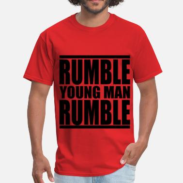 Young RUMBLE - Men's T-Shirt