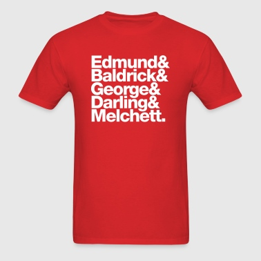 Edmund and Friends - Men's T-Shirt