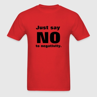 negativity - Men's T-Shirt